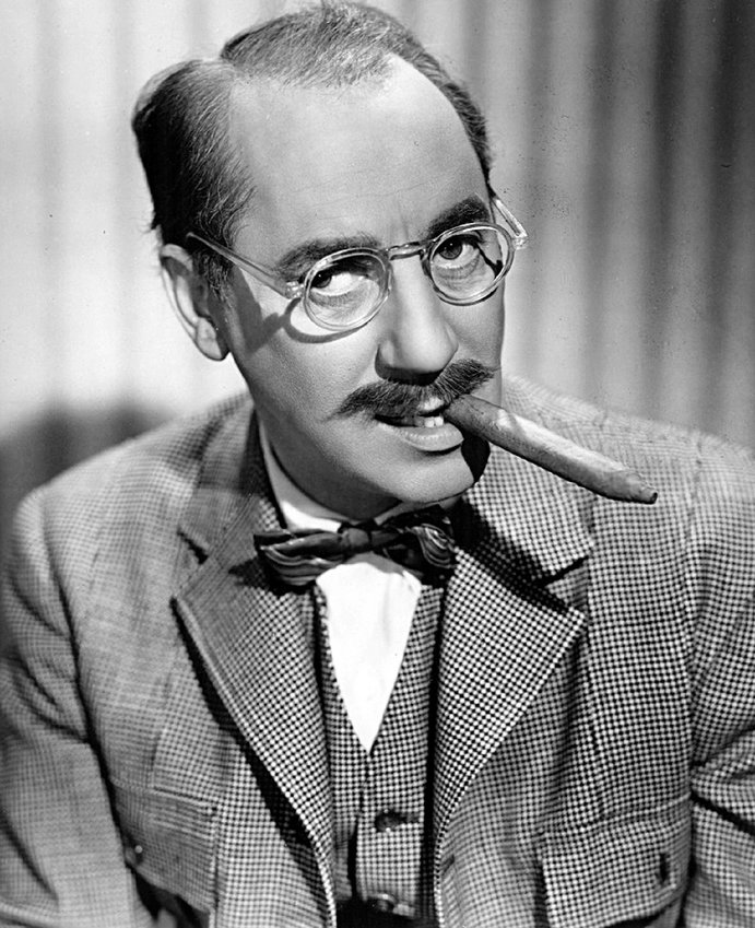 """Politics is the art of looking for trouble, finding it everywhere, diagnosing it incorrectly and applying the wrong remedies."" — Groucho Marx"