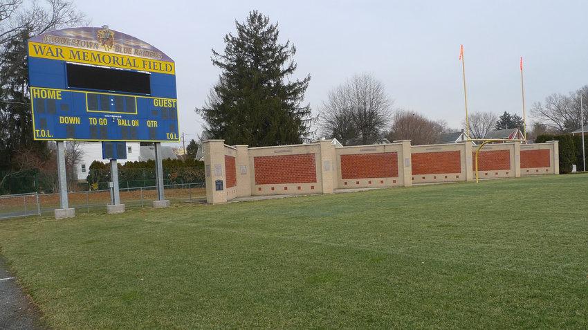 War Memorial Field