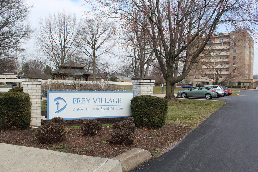 Frey Village is located on North Union Street in Middletown.