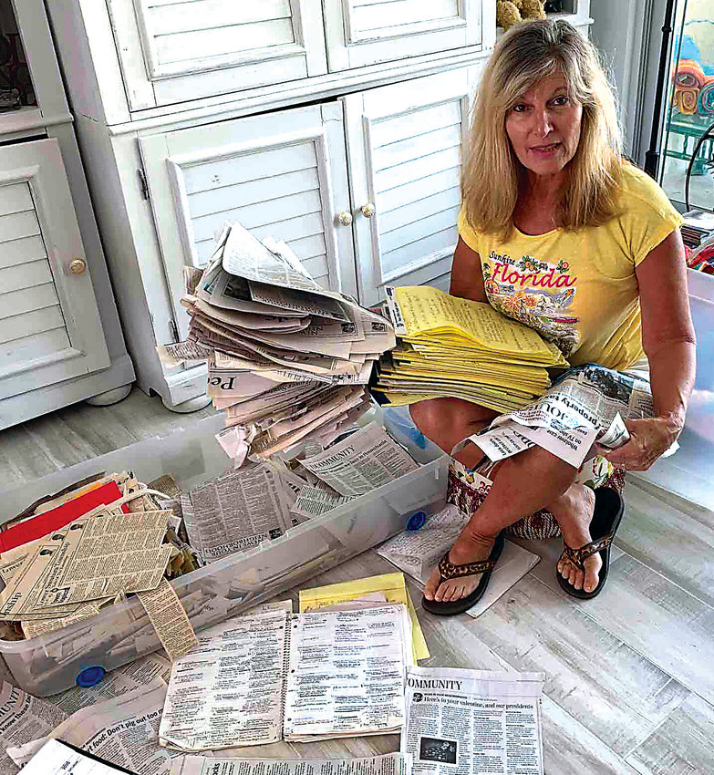 LaVonne Ackerman has 20 years' worth of columns for the Press & Journal.
