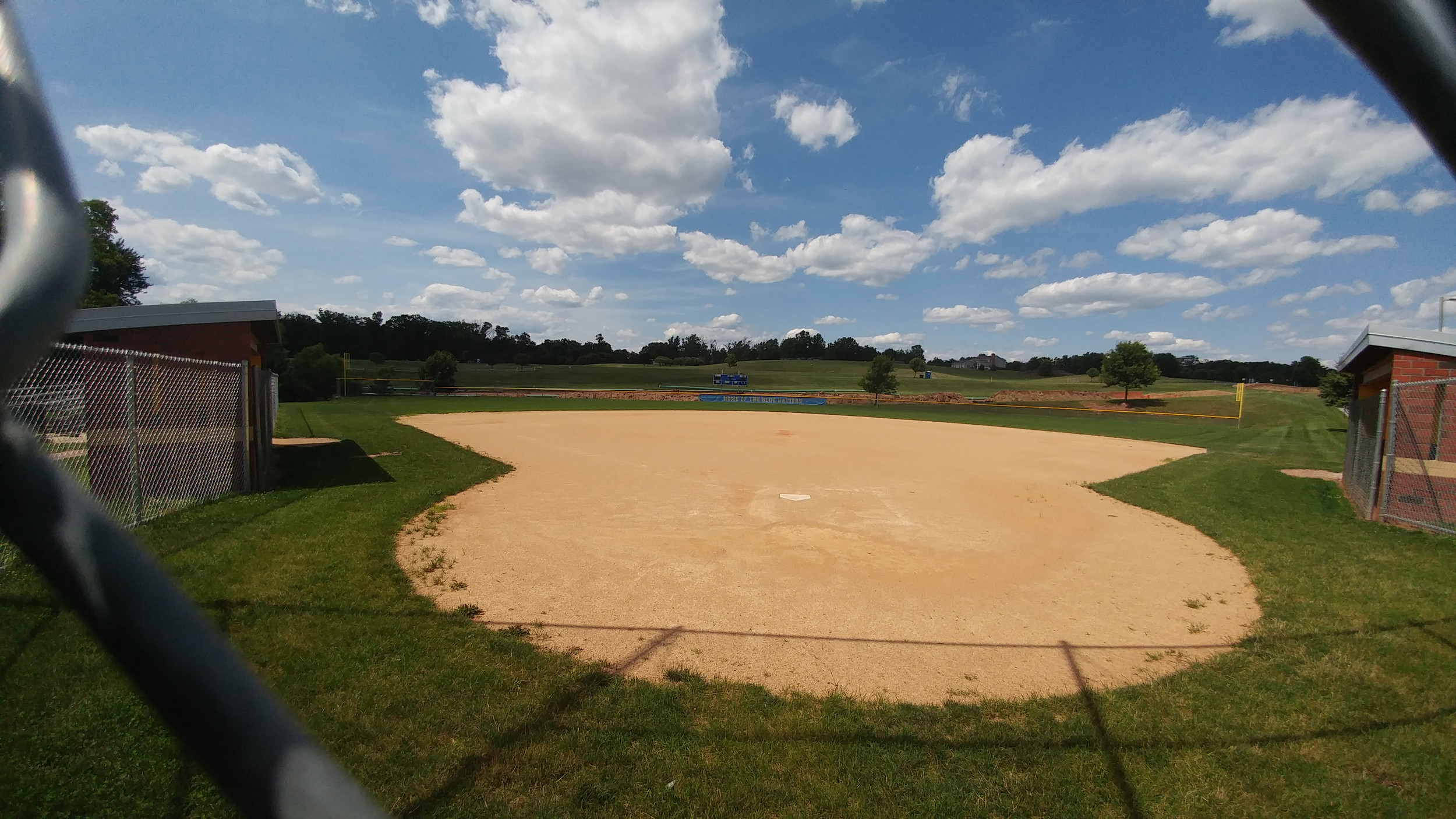 The softball field was constructed in 2007 as part of the middle school design project and became the primary facility about six years ago.