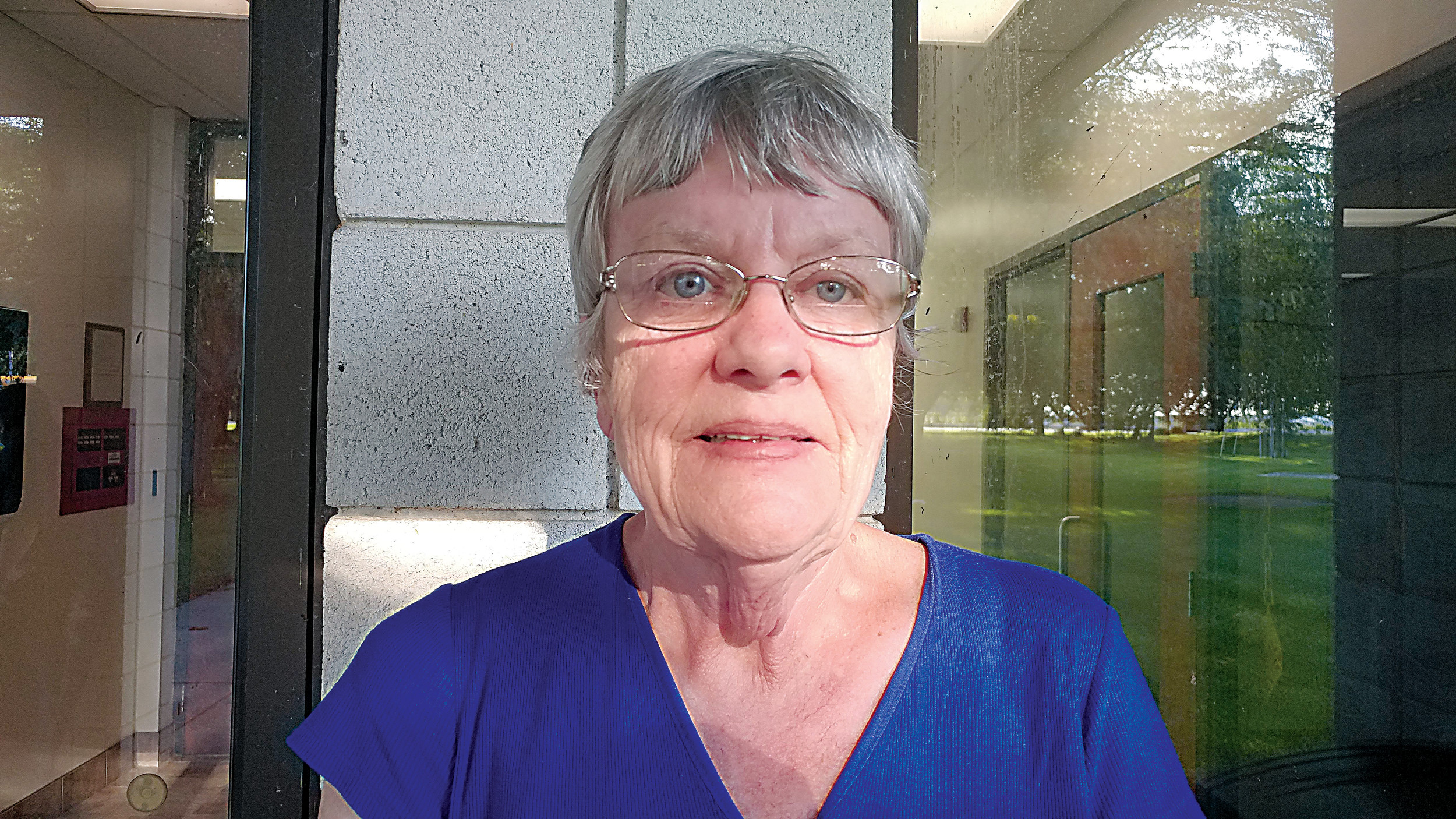 Mary Leisey was one of the people at the TMI open house event on Thursday, Sept. 7 and is sad to see the event possibly go away with TMI expected to shut down in Sept. 2019.