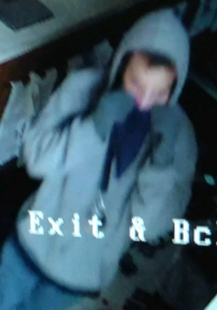 Middletown police need help in identifying this suspect in two robberies and a burglary Dec. 17-18.