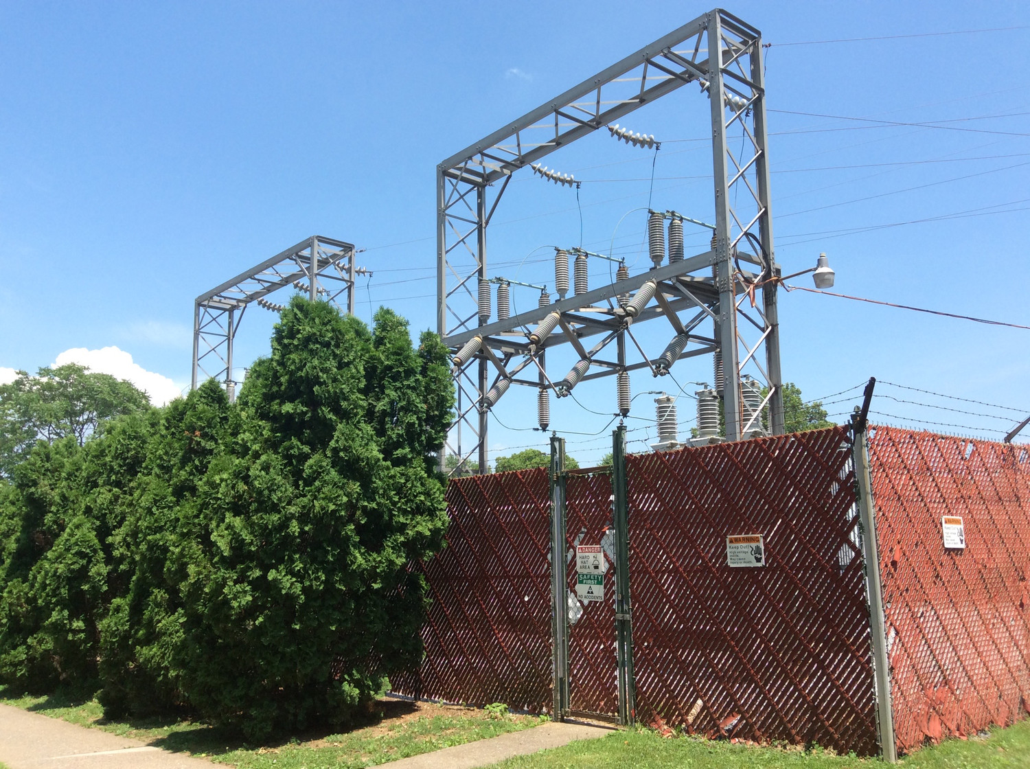 The Capital Improvement Plan recommends the borough upgrade its Spruce Street substation at an estimated cost of $4.9 million. At present the substation cannot handle the electrical load for all of Middletown if something happens to the Mill Street substation. Upgrading Spruce Street is also needed to handle increased capacity that would result from developing Woodland Hills, the study says.