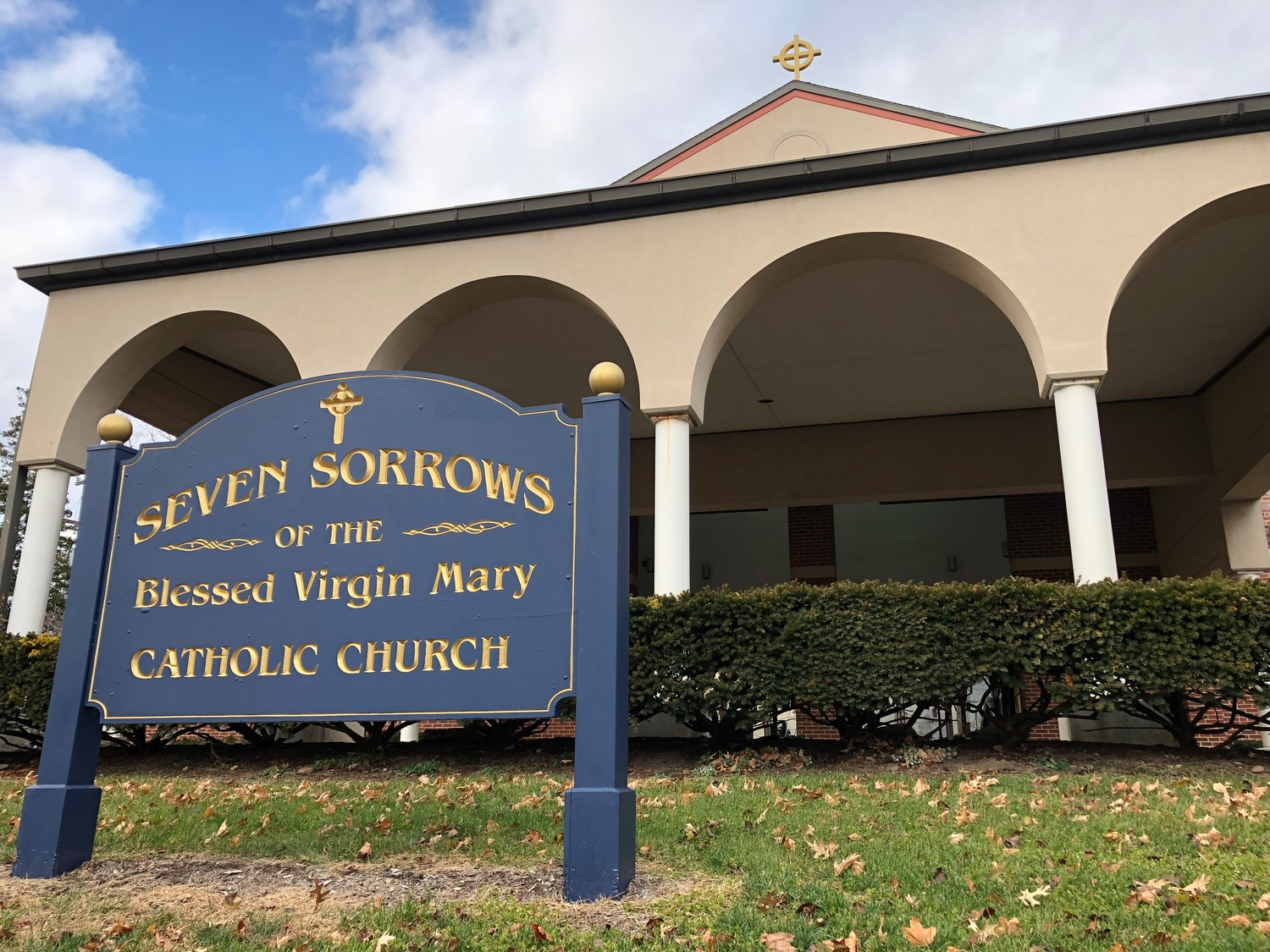 Seven Sorrows Catholic Church, 280 N. Race St., Middletown