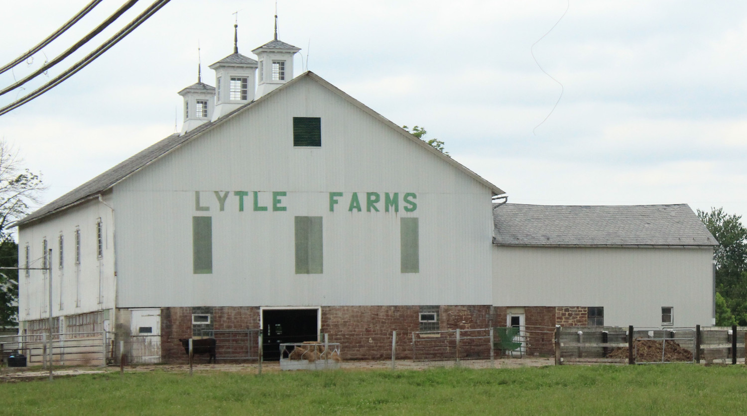 The Lytle Farms development would be a massive housing project in Londonderry Township.