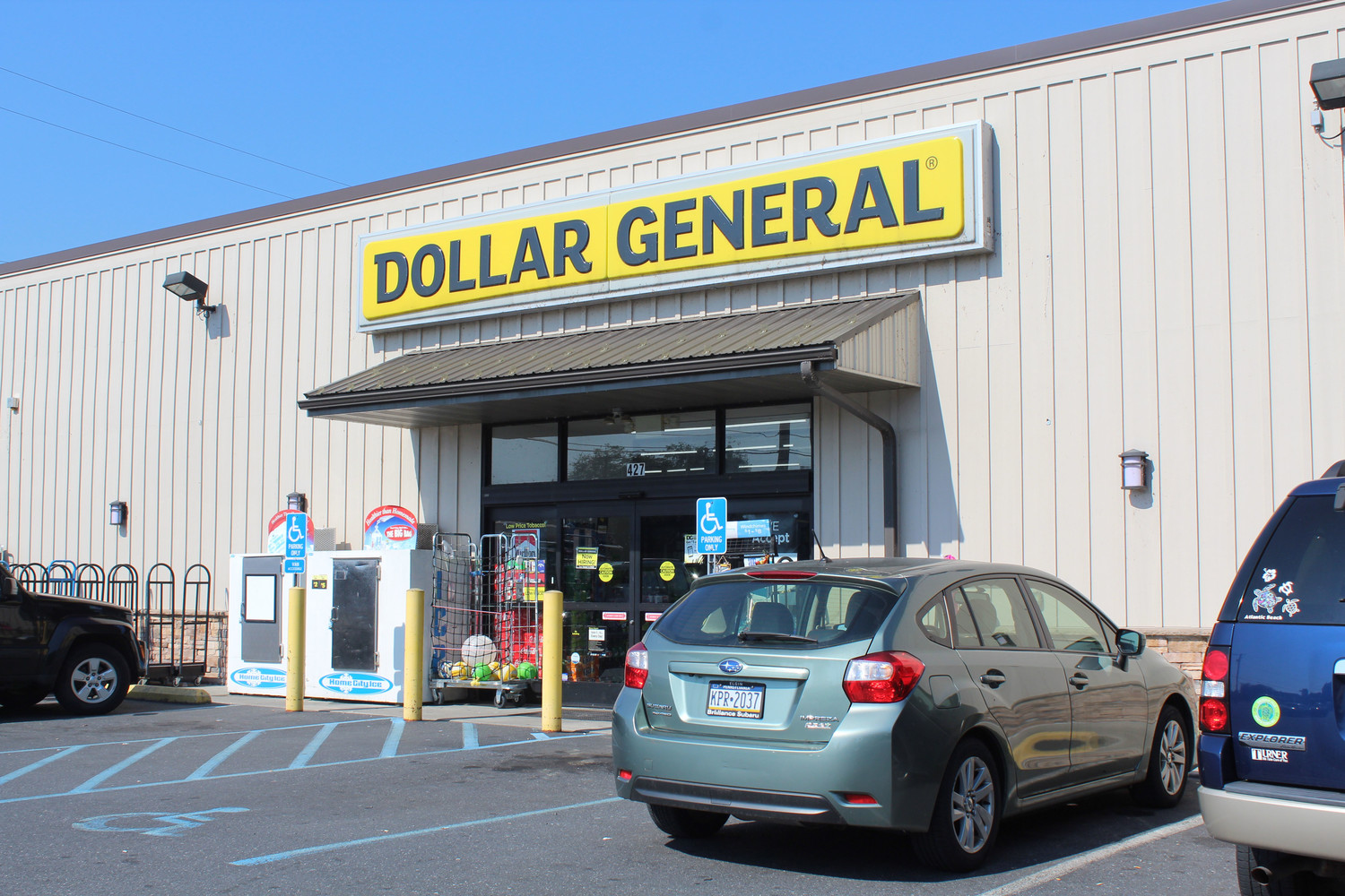 Dollar General, which has this location on Second Street in Highspire, wants to build another store in Londonderry Township.
