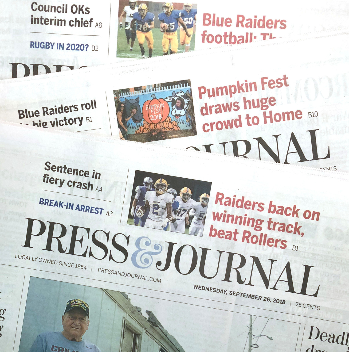 Press Journal named best newspaper of its size in Pennsylvania, takes 14 Keystone Press Awards