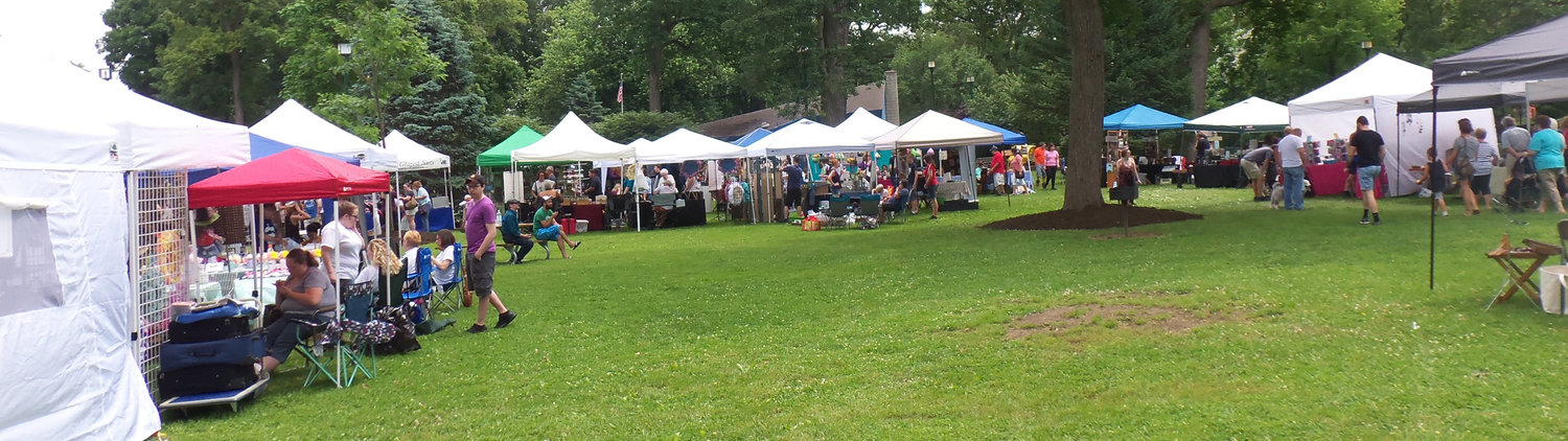 The Middletown Area Historical Society's 44th annual Arts & Crafts Fair attracted thousands to Middletown's Hoffer Park on June 8.