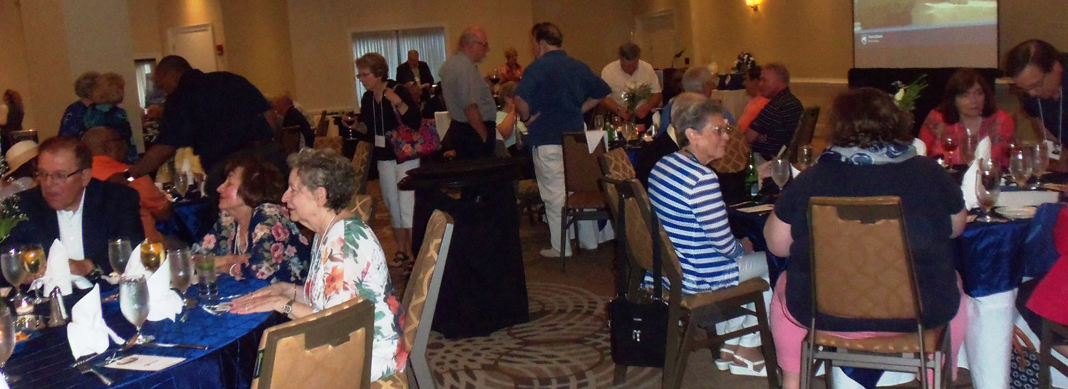 The Penn State Capitol Campus Class of 1969 met for its 50th-year reunion June 22 at the Shearaton Inn Hershey Harrisburg in Swatara Township.