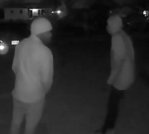 Lower Swatara Police believe these two people were involved in car break-ins in the Shope Gardens area.