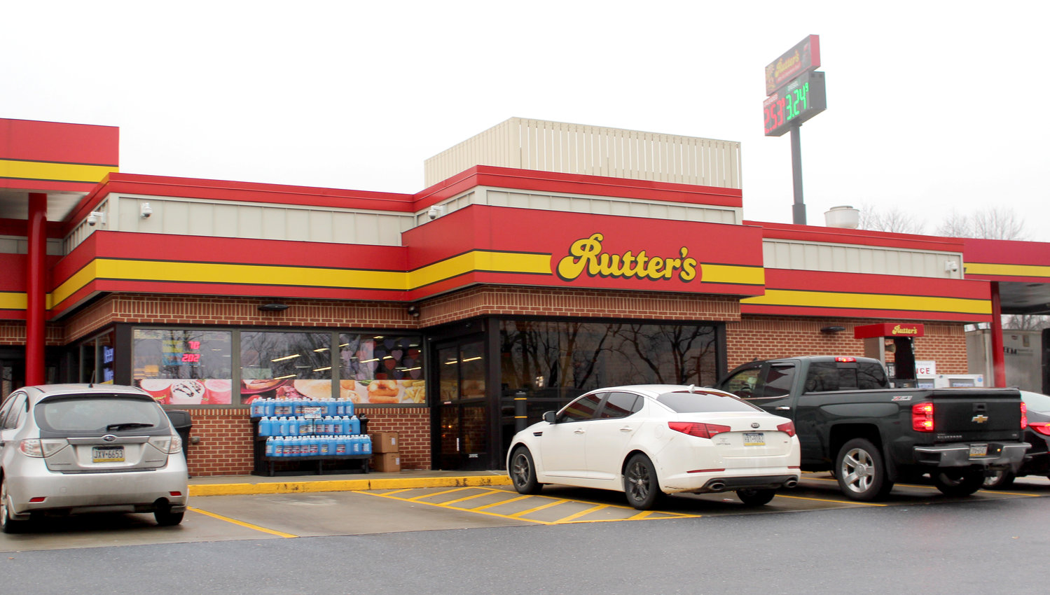 The Rutter's on Vine Street in Londonderry Township likely will have video gaming terminals.