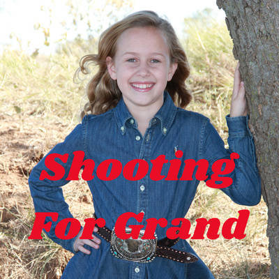Cierra Collins, a local Frederick Middle School student, recently started her own podcast titled, Shooting for Grand, where she interviews other young showmen.