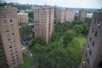 NYCHA says it's halting all evictions while the coronavirus continues.
