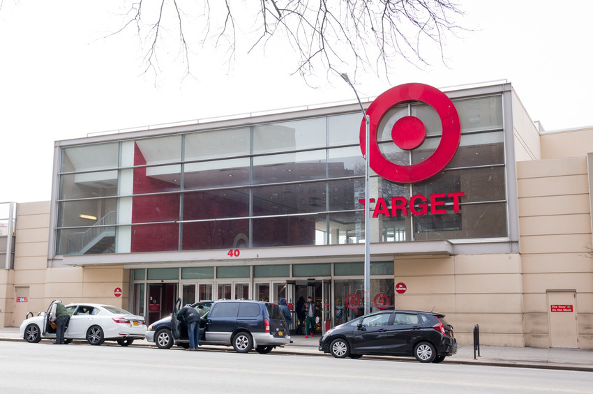 The Target at West 225th Street in Marble Hill is temporarily closing, along with a dozen other locations in the city — and 175 across the country — following protests and riots surrounding the death of George Floyd.