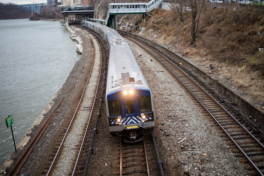 Metro-North trains are among the hardest-hit lines in the MTA system, with ridership down 94 percent since the start of the coronavirus crisis.