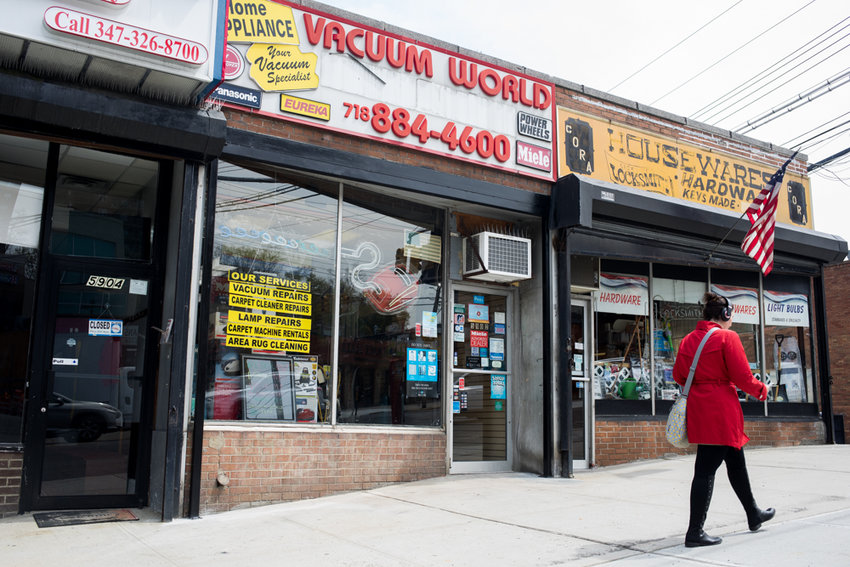 Vacuum World in North Riverdale is no stranger to the importance of security camera footage. Owner Len Morse has, on a few occasions, made his footage available to law enforcement to assist in investigations. While he has not been contacted about the Bronx district attorney's initiative to create a registry of security cameras in the borough, he is in favor of the idea.