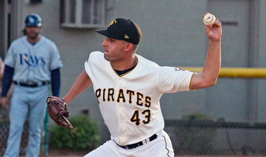 After a strong spring training and a stronger stint in Greensboro, North Carolina, former Manhattan College star Joe Jacques received a promotion to the Bradenton Marauders where he continues to flourish.