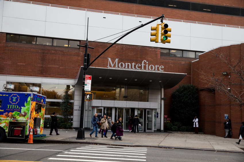 Montefiore Medical Center is one of a number of hospitals in the state that has treated patients who have come into contact with C. auris, a type of fungal infection that can be fatal, especially for those with weakened immune systems.