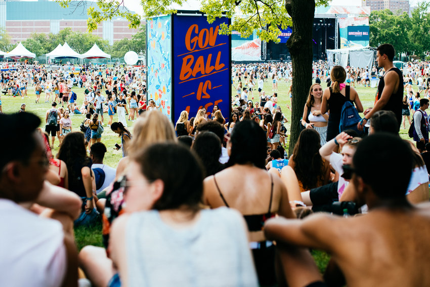 For years, the multi-day music festival Governors Ball has been held on Randalls Island, but that could change with a possible move to Van Cortlandt Park's Parade Grounds this year, vexing some of those who live around the park.