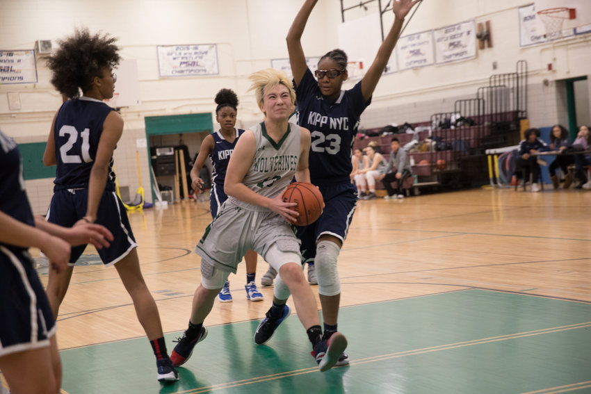 Bronx Science junior guard Sarang West's torrid play has the Wolverines riding a nine-game winning streak.