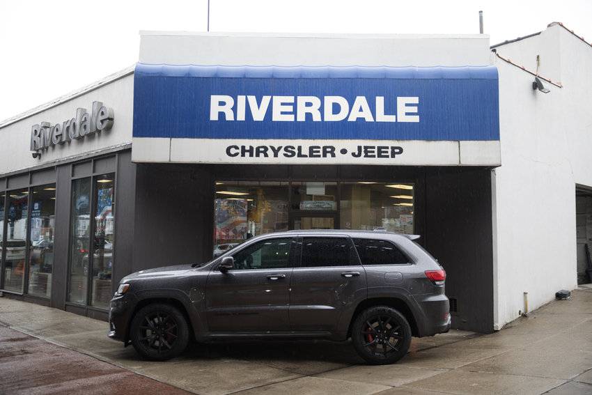 A 22-year-old Yonkers man was killed Monday evening at Riverdale Chrysler Jeep Dodge Ram at 5869 Broadway. Police arrested his coworker, Jose Almodovar, charging him with murder.