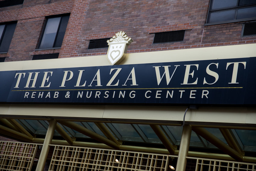 The Plaza Rehabilitation and Nursing Center on Kingsbridge Road leads all Bronx nursing homes when it comes to COVID-19-related deaths on-site, with 58. Another local nursing home owned by the same company — Citadel Rehabilitation and Nursing Center on Cannon Place — has had 50 deaths.