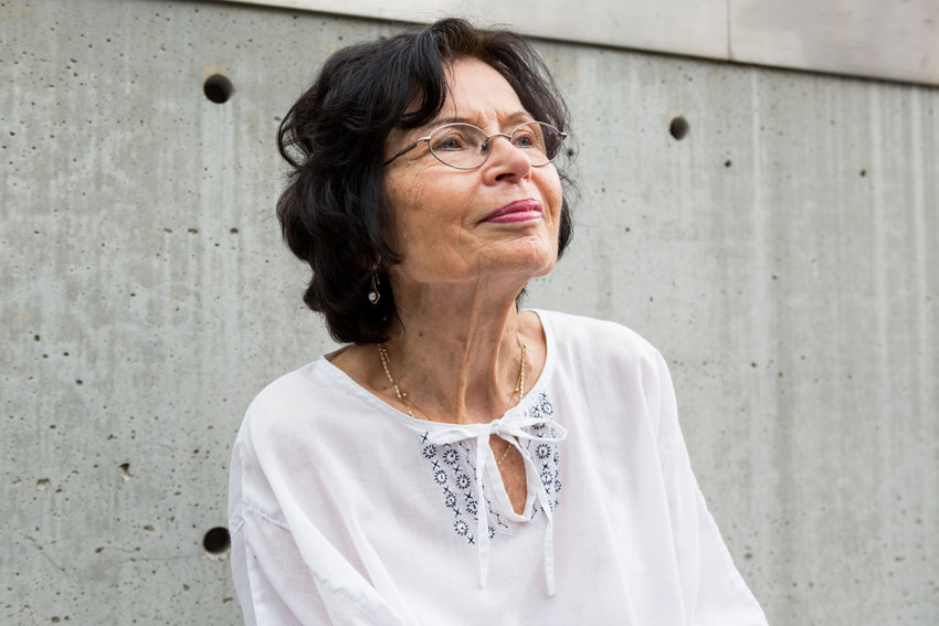 Anneros Valensi was a fixture at the Kingsbridge Library, where she was a member of a writers circle led by Meriam Helbok. She died April 29 at 81.