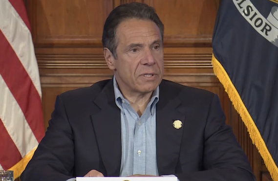 Gov. Andrew Cuomo will no longer allow hospitals to release patients still testing positive for the coronavirus back into nursing homes.