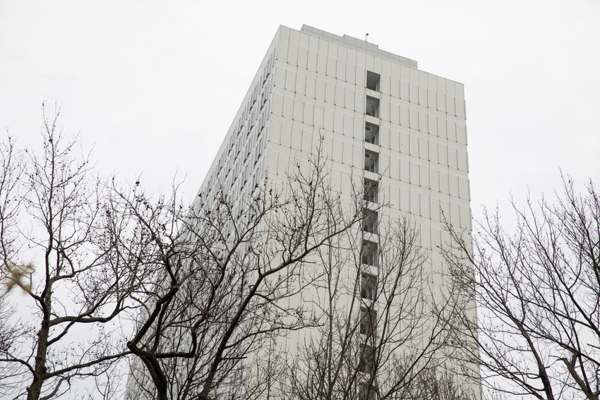 Unlike most buildings, the Russian Mission on Mosholu Avenue was built from the top-down.