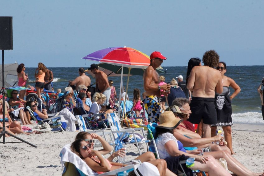 State parks like Long Beach on Long Island will be open Memorial Day weekend — but getting there as a New York City resident might not be so easy.