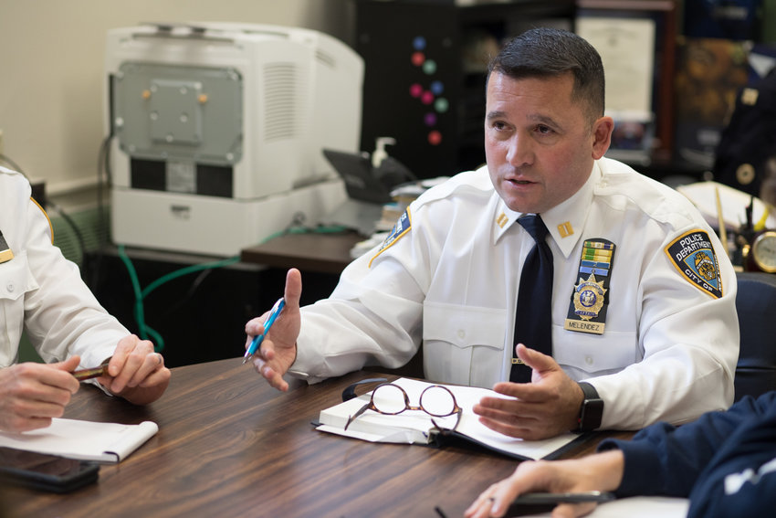 Commanding officers like the 50th Precinct's Emilio Melendez will now have to contend with the fact that the New York Police Department's disciplinary records are no longer secret, thanks to the repeal of Section 50-a, a law that previously kept such records under wraps.