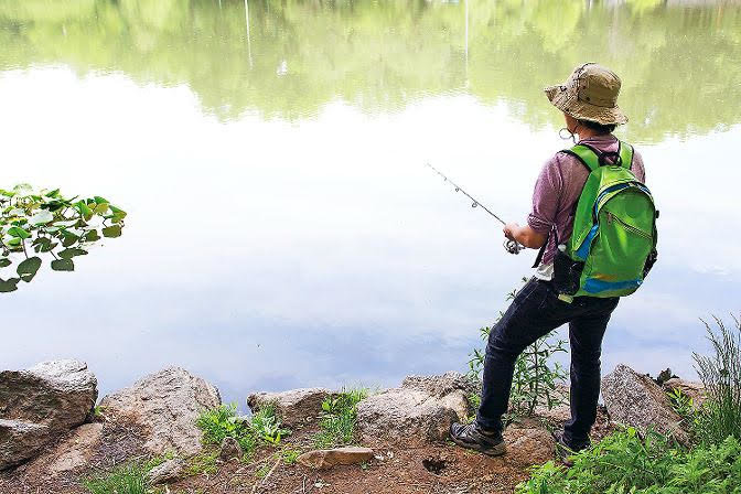 More people are flocking to Van Cortlandt Park as recreational facilities begin to reopen. Fishing at the park's 18-acre lake is a popular activity. Enthusiasts are expected to practice proper social distancing measures if they plan to bring their poles this summer.