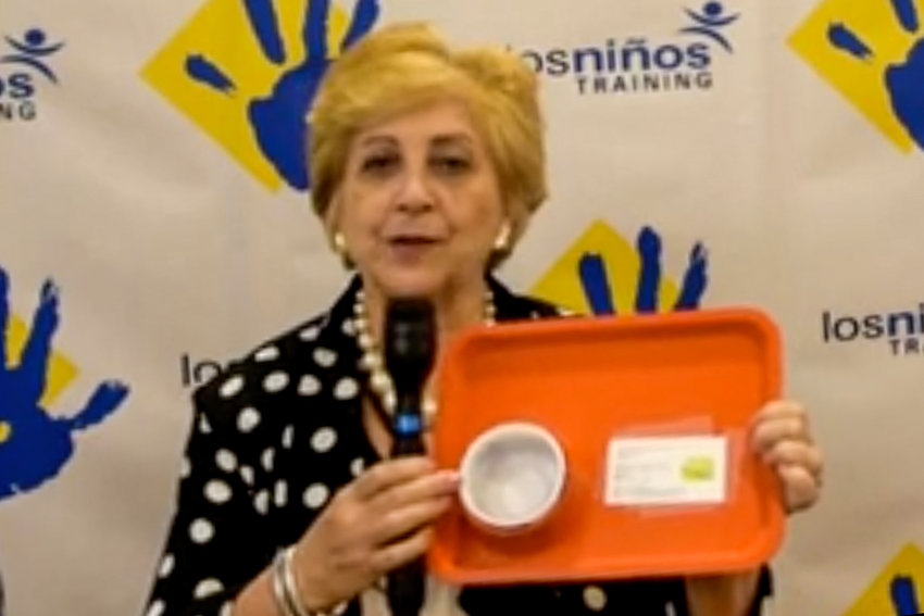 Ilana Herman plans to release a children's model of her invention, the independent feeding tray. But first, the adult version needs to get established in the health care market. The inspiration for the concept came from Ilana's 40 years experience working as a speech pathologist with senior citizens. Seeing her clients struggle to eat independently prompted her to develop the tray.