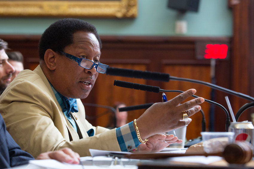 Andy King, who formerly represented parts of the east Bronx on the city council, was expelled by his colleagues last week after an investigation report by the council's ethics committee were released. The expulsion was the first since at least the mid-1980s.