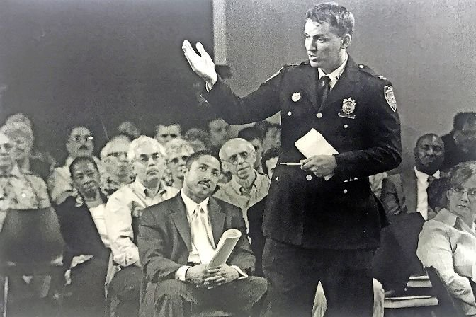 More than a decade before Dermot Shea became the top guy at the New York Police Department, he was the commanding officer of the NYPD's 50th Precinct. Crime already was down by the mid-2000s. after highs in the 1970s, '80s and '90s.