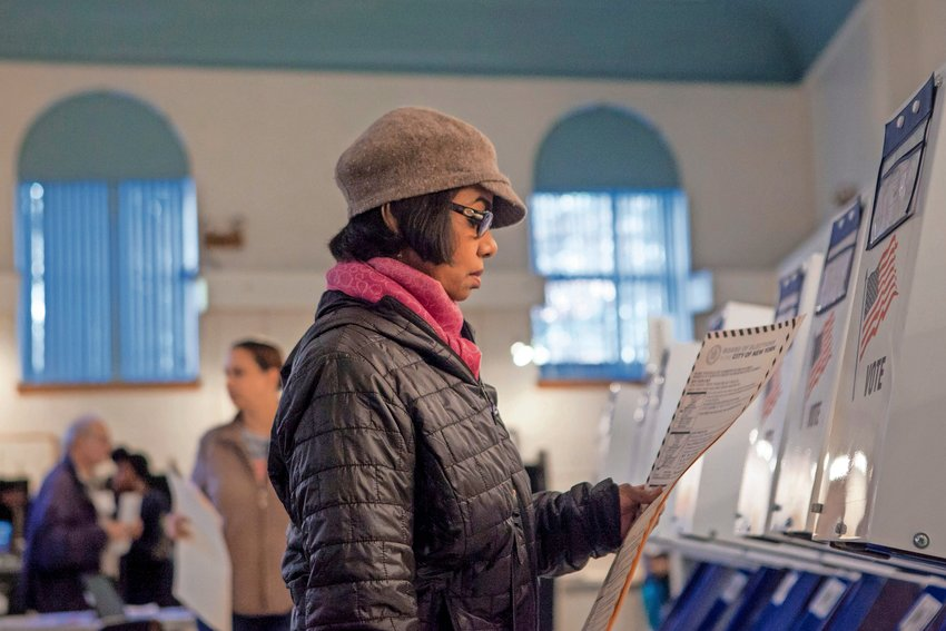 The general election saw historic voter turnout, and those who turned out to vote for president had a string of down-ballot races to weigh in on in the Bronx. While there were no contentious elections on the ballot this year, the vote did mark several big changes in local politics.