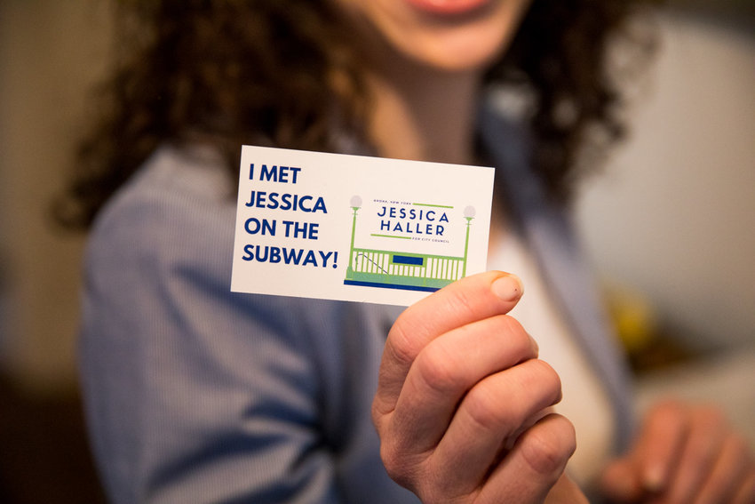 Jessica Haller had a strong second half of 2020, taking over the fundraising lead as we near the March 23 special election for the city council seat formerly held by Andrew Cohen.