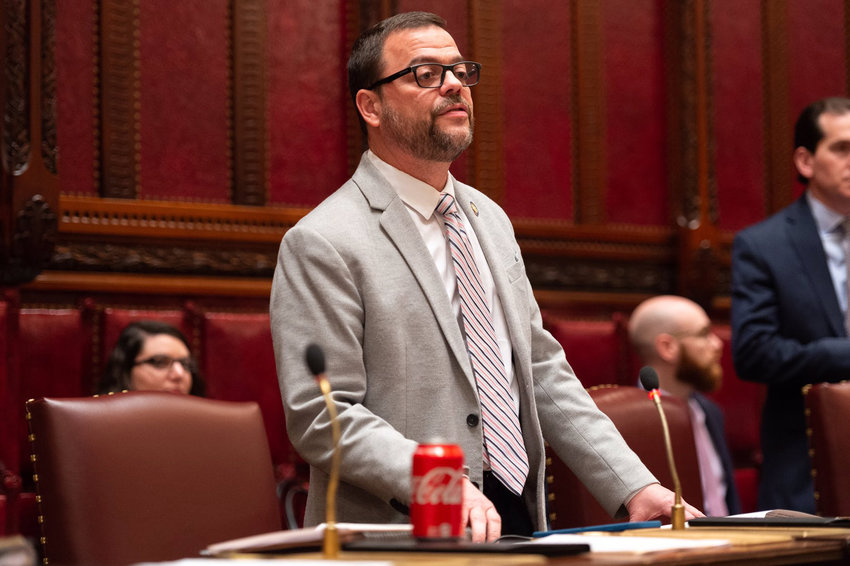 State Sen. Luis Sepúlveda was arrested for allegedly strangled his wife last Tuesday, drawing swift condemnation from many of his colleagues — including state Sen. Alessandra Biaggi. Majority Leader Andrea Stewart-Cousins quickly stripped Sepúlveda of his senate committee chairs and assignments by, although he has denied the allegations.