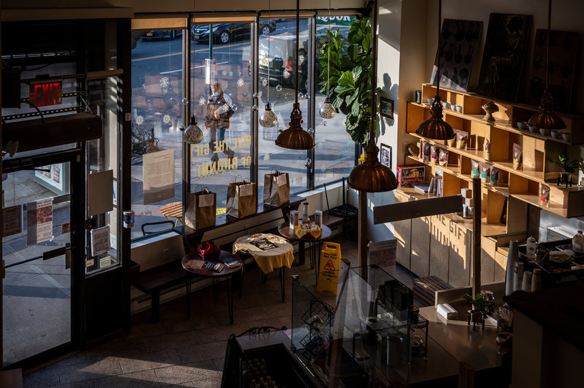 The coronavirus pandemic has left what was once crowded tables at Buunni Coffee empty. And now, the Riverdale Avenue storefront is dark after Buunni's owners couldn't reach an agreement with a landlord to operate on reduced rent for the next several months.