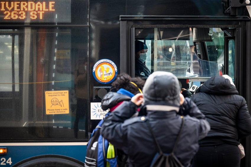 A Metropolitan Transportation Authority vote on fare increases for subways and buses last week was postponed until summer. But the agency still needs significant assistance to overcome billions of dollars of debt in wake of the coronavirus pandemic.