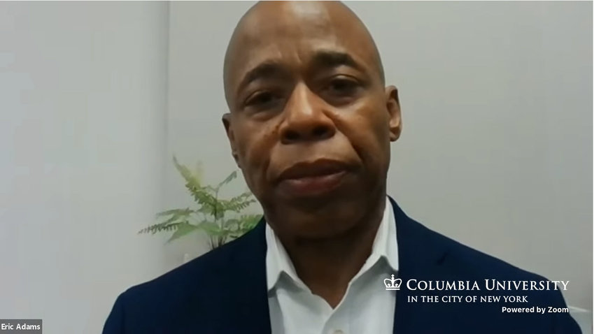 Brooklyn borough president Eric Adams — who's running for mayor — believes some creative approaches are warranted to address the learning loss caused by the coronavirus pandemic. Some of the options he wants to explore include extended school hours and changing the schedule of the academic year to supplement that learning loss.