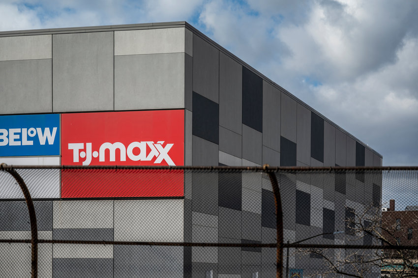 T.J. Maxx at 171 West 230th St.
