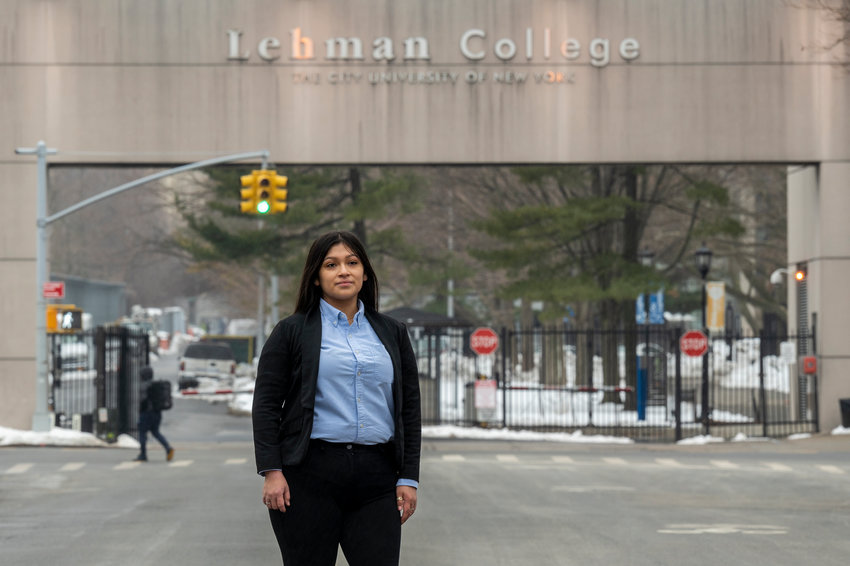 Raishiel Muniz might only be in her first year at Lehman College, but she's already scored an internship at U.S. Rep Ritchie Torres' local congressional office. She's one of 40 students participating in the Bronx Recovery Corps, a program designed to help Lehman students like herself develop career skills while supplying local businesses and non-profits with extra assistance in wake of the coronavirus pandemic.