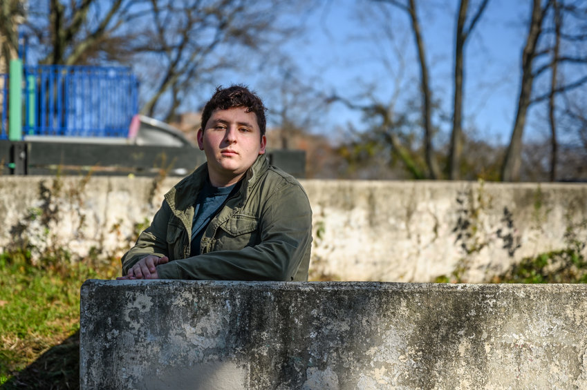 Raphy Jacobson's senior year at the High School of American Studies isn't shaping up the way he expected thanks to the coronavirus pandemic. He and his classmates will return to the building next week. But at this point, Jacobson has his sights set on college.