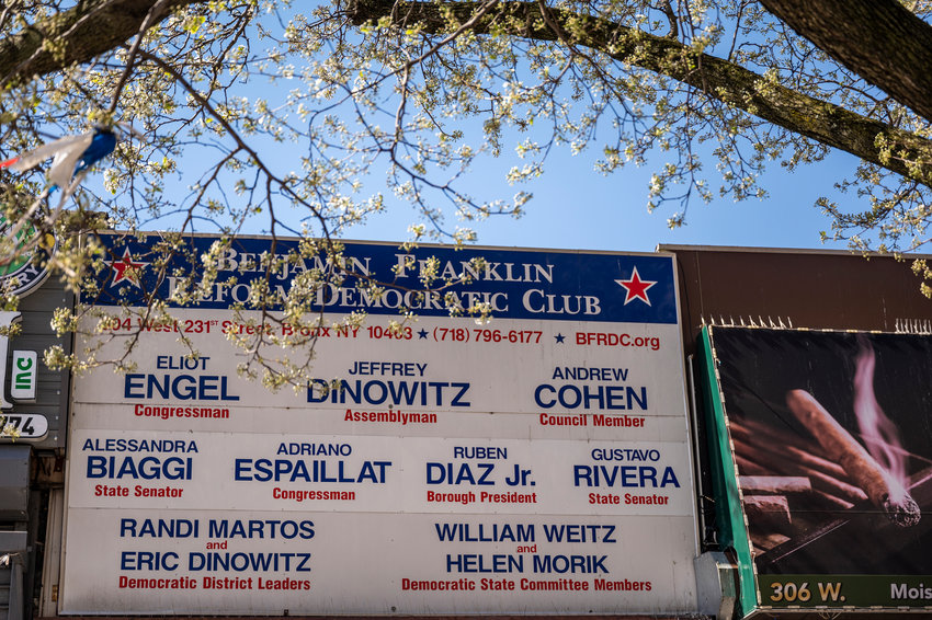 The Benjamin Franklin Reform Democratic Club backed former teacher Eric Dinowitz in the special election to replace Andrew Cohen on the city council. Manhattan College political science professor Margaret Groarke says political inside organizations like the Ben Franklin Club often have used special elections as a vehicle to get their preferred candidates in office.