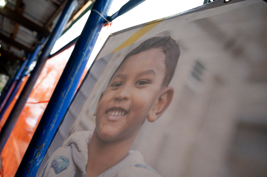 BedRock Preschool already offers free pre-kindergarten, but could soon welcome even younger children into the program after Mayor Bill de Blasio's promise to expand the city's offerings to include 3-year-olds in every school district.