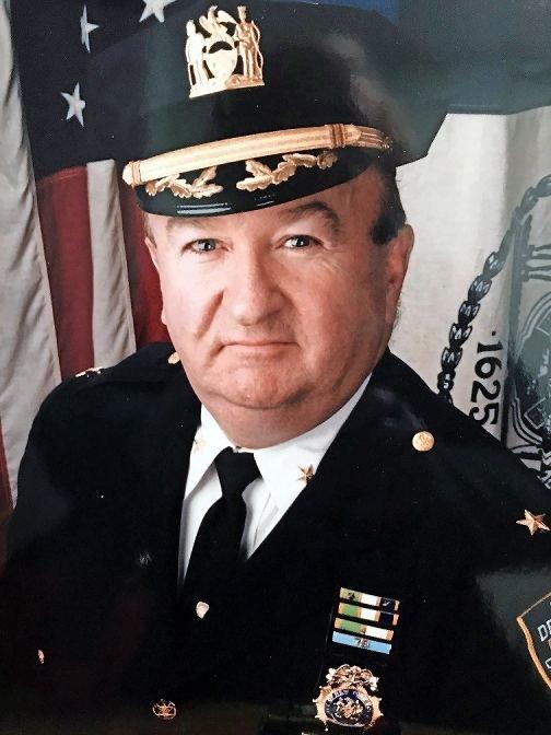 Deputy Chief Brian Lavin