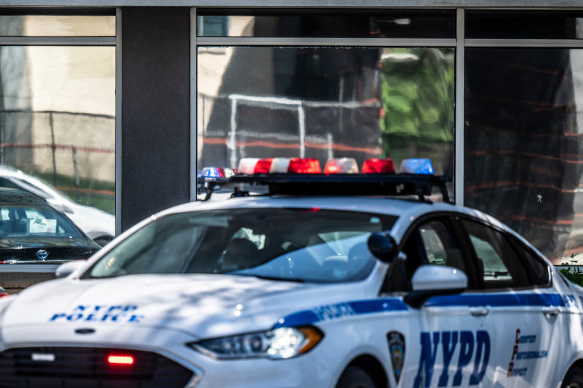Police presence was increased along a stretch of the Henry Hudson Parkway after someone vandalized four synagogues in that area last month. The police arrested a man they believe is behind the crime spree. Now, community leaders try to repair the damage done to the synagogues and help neighbors put the emotional pieces back together.