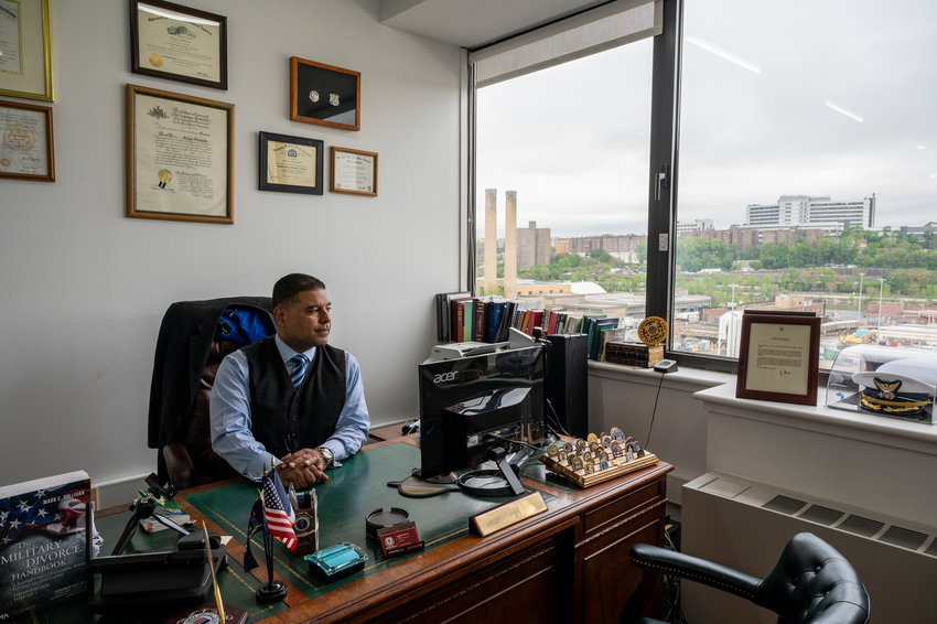 Sergio Villaverde has devoted his life to helping others. The attorney was recently honored by the New York State Bar Association for his pro bono work representing domestic violence survivors.